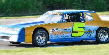 Kyle Santora - 2018 - Galesburg Speedway