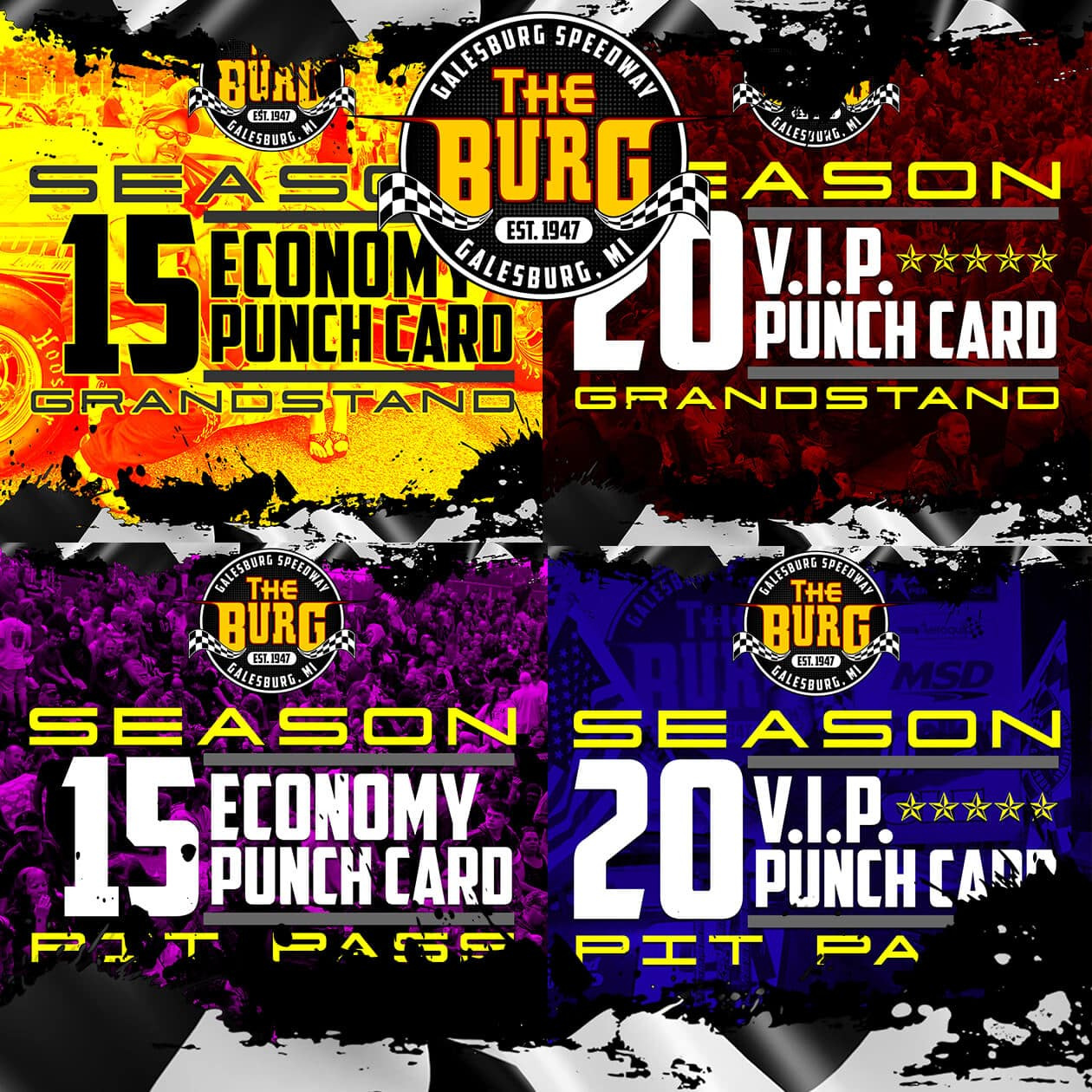 Season Punch Passes