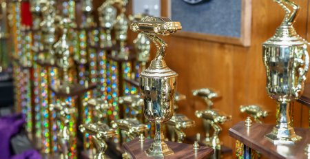 The Burg - 2018 Trophies