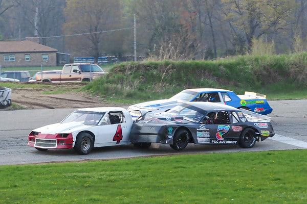 Taylor Sexton at Galesburg Speedway - 04/24/2021
