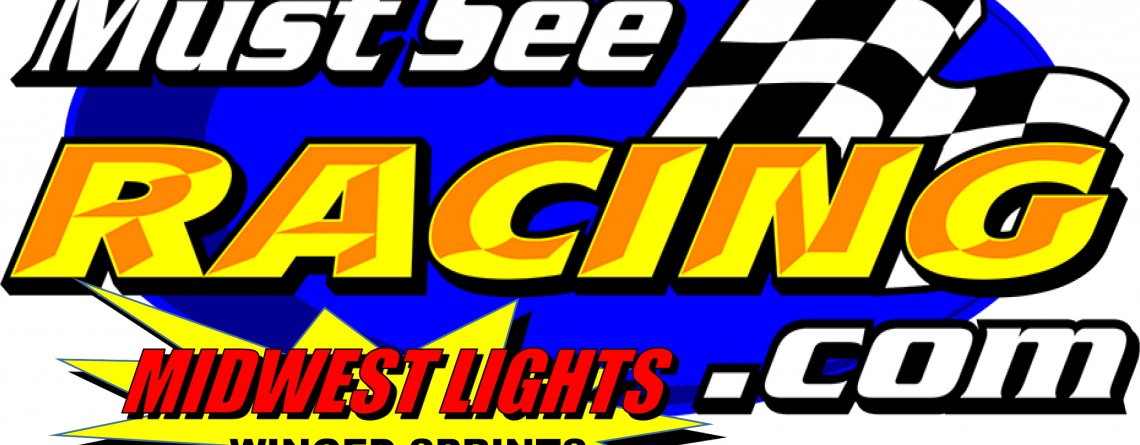 MustSeeRacing.com - Midwest Lights Logo