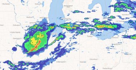 Galesburg - Weather Radar Map